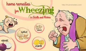 home remedies for wheezing
