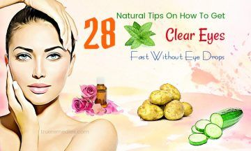 how to get clear eyes