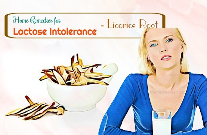 home remedies for lactose intolerance