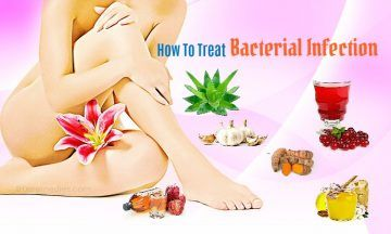 how to treat bacterial infection
