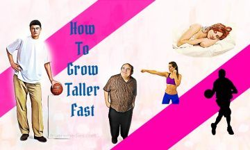 how to grow taller