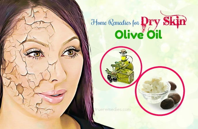 home remedies for dry skin