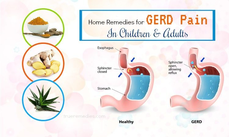 home remedies for gerd
