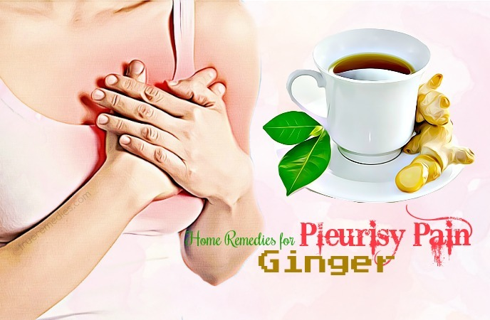 home remedies for pleurisy - ginger