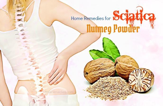 home remedies for sciatica