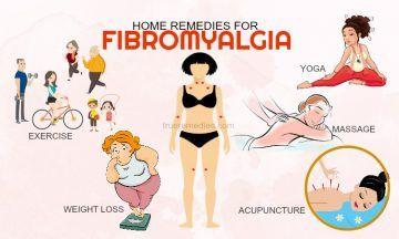 home remedies for fibromyalgia