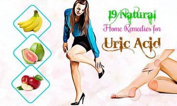 home remedies for uric acid