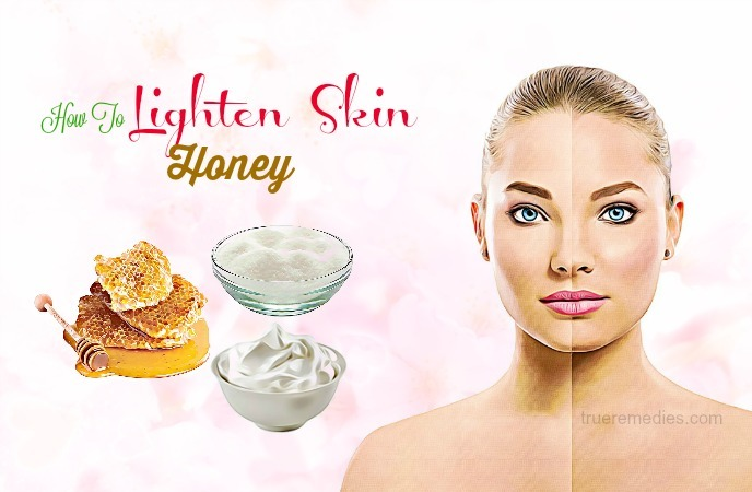 how to lighten skin