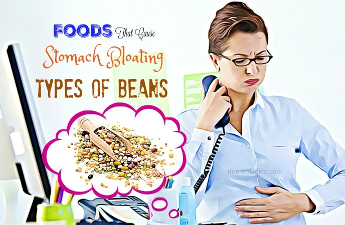 foods that cause stomach bloating