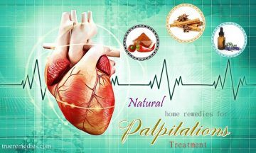 effective home remedies for palpitations