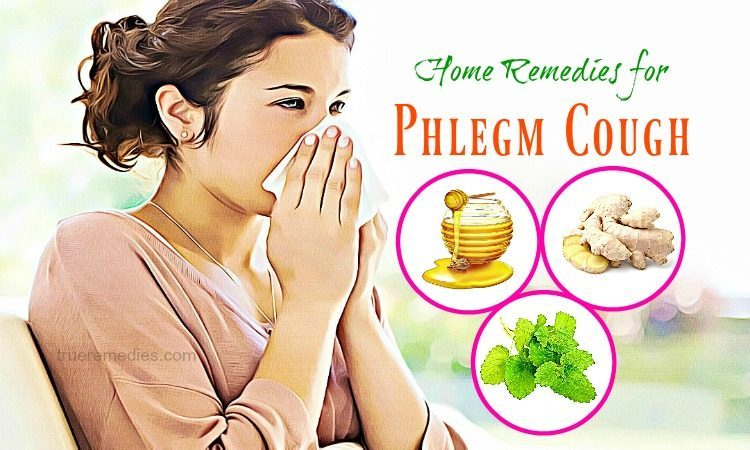 home remedies for phlegm