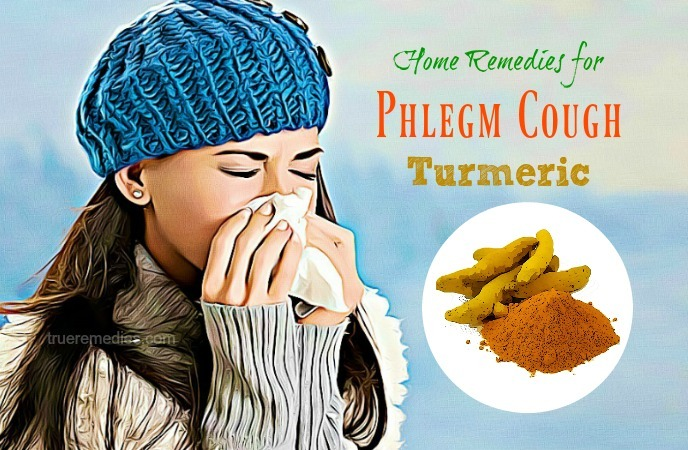 home remedies for phlegm - turmeric