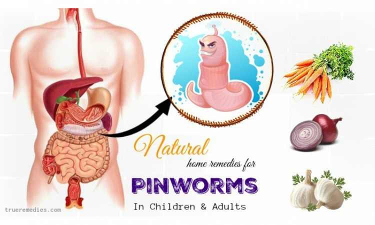 home remedies for pinworms in children