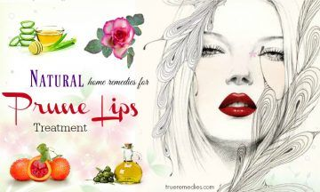 natural home remedies for prune lips
