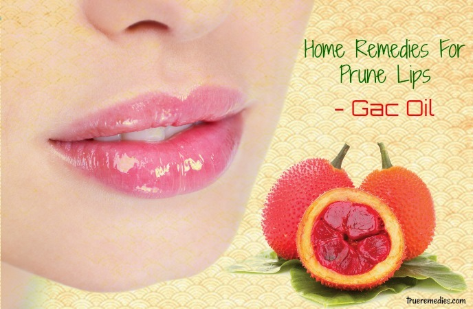 home remedies for prune lips - gac oil