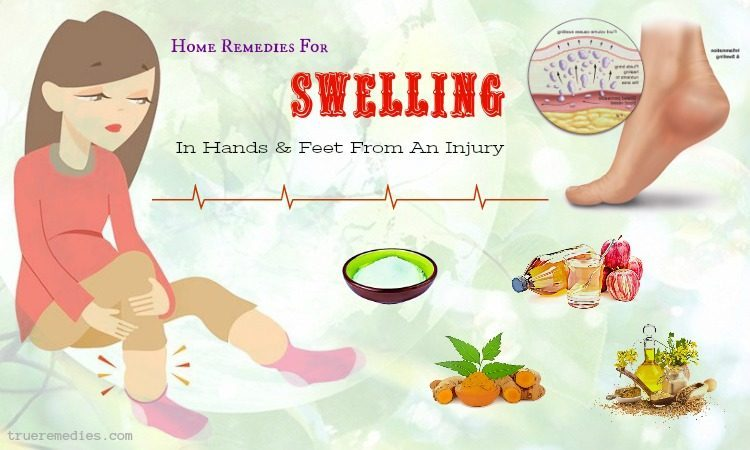 home remedies for swelling in feet
