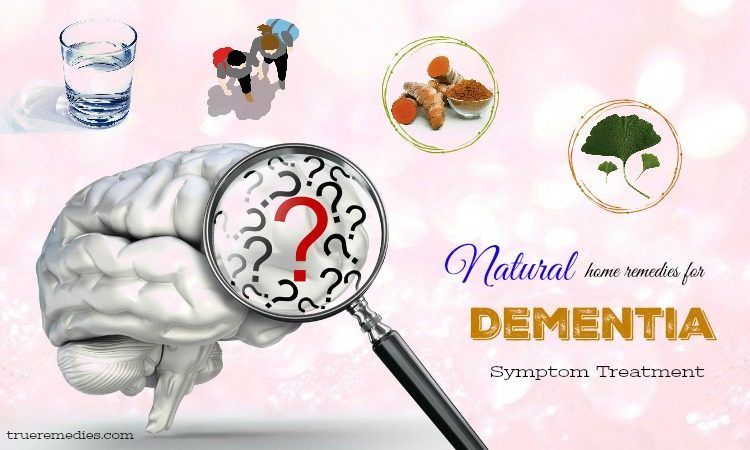 natural home remedies for dementia