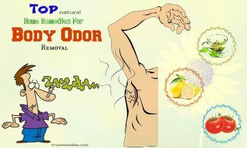 natural home remedies for body odor