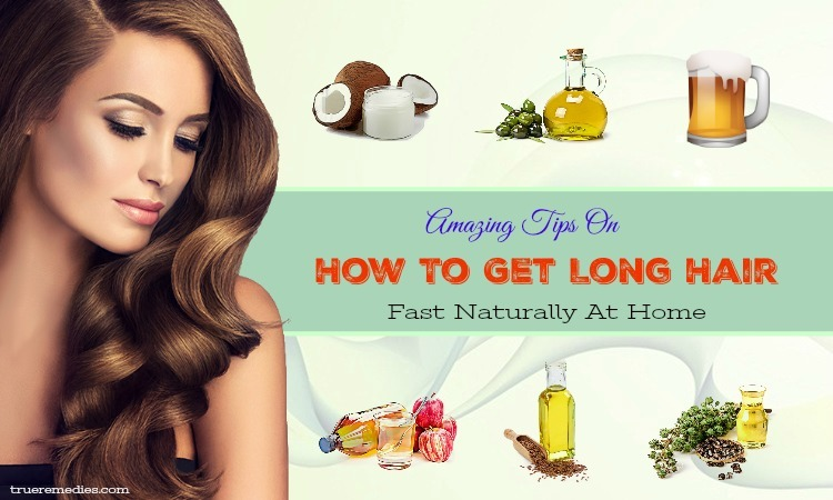 tips on how to get long hair