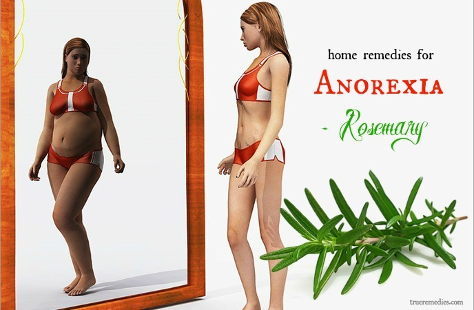 home remedies for anorexia - rosemary