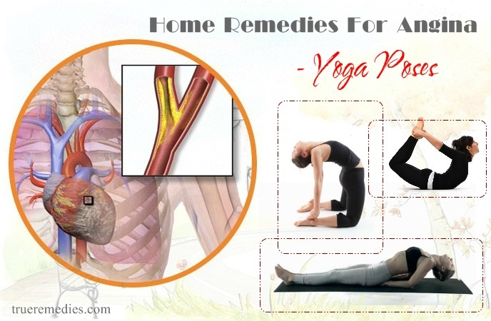 home remedies for angina - yoga poses