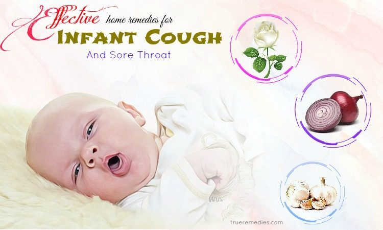 effective home remedies for infant cough