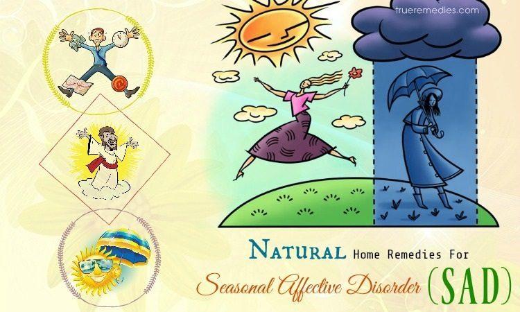 natural home remedies for seasonal affective disorder (sad)