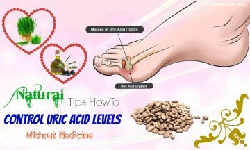 tips on how to control uric acid levels
