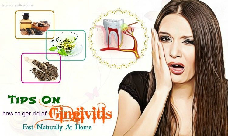 tips on how to get rid of gingivitis