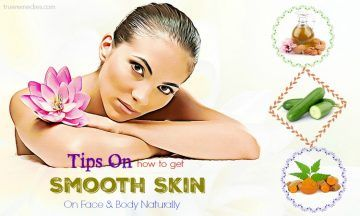 tips on how to get smooth skin
