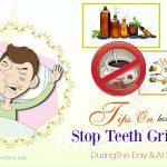 how to stop teeth grinding during the day