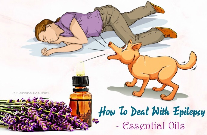 how to deal with epilepsy in adults - essential oils
