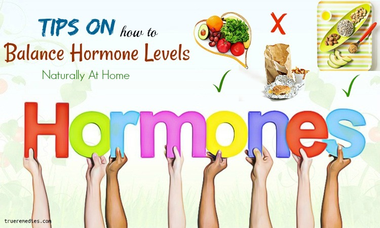 tips on how to balance hormone levels