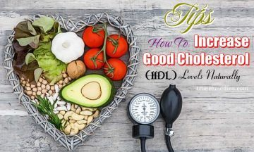tips on how to increase good cholesterol