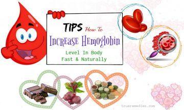 how to increase hemoglobin in body