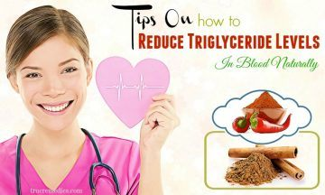 tips on how to reduce triglyceride levels