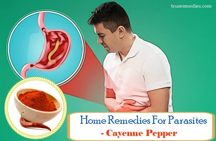 home remedies for parasites on the skin - cayenne pepper