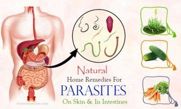 home remedies for parasites on the skin