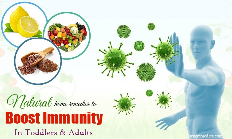 home remedies to boost immunity in toddlers