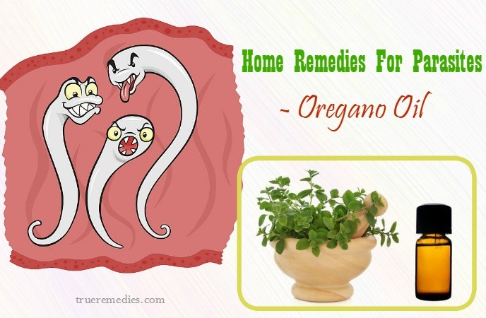 home remedies for parasites in the intestine - oregano oil