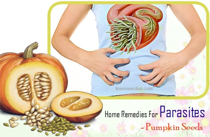 home remedies for parasites in the intestine - pumpkin seeds