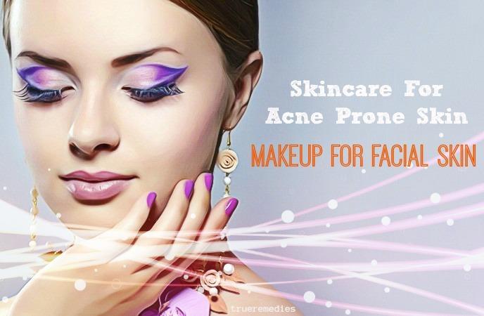 makeup for facial skin