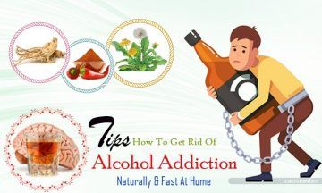 tips on how to get rid of alcohol addiction