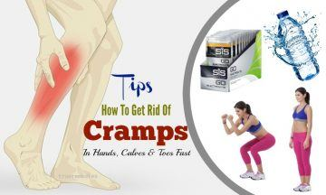 how to get rid of cramps in calves