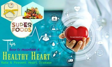 tips on how to maintain a healthy heart