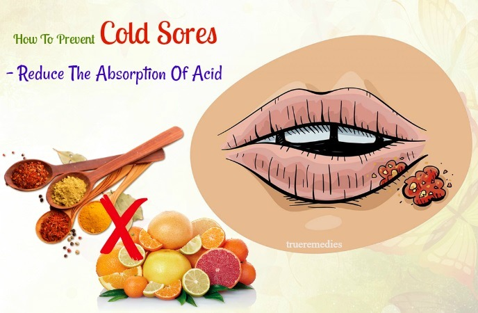reduce the absorption of acid