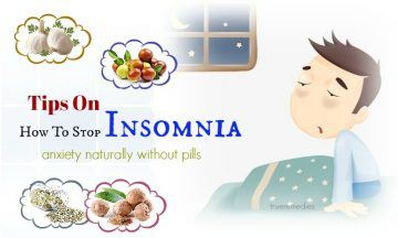 tips on how to stop insomnia