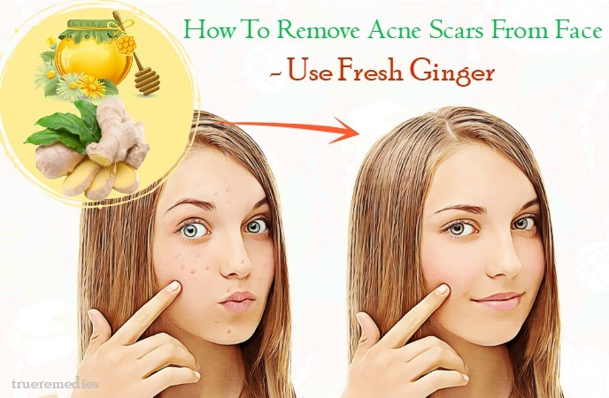 use fresh ginger