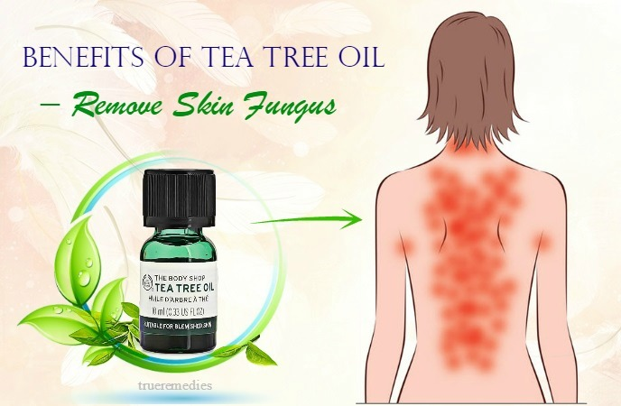 remove skin fungus