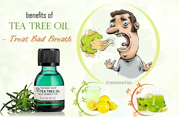 treat bad breath